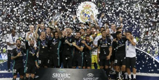 El Real Madrid gana la Supercopa de Europa