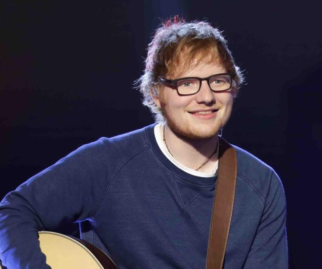 Ed Sheeran sufrió accidente en Londres