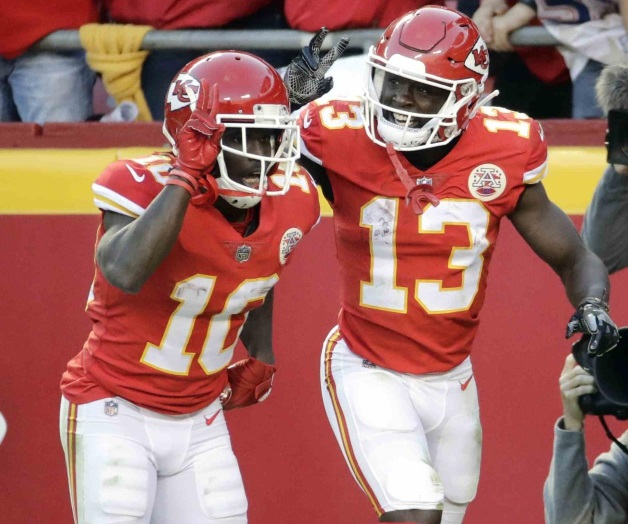 Chiefs y Raiders abren semana 7