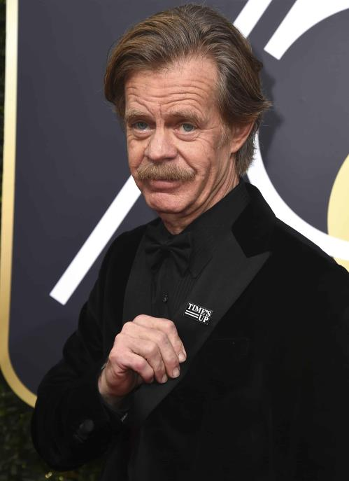 William H. Macy.
