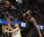Une LeBron a Durant, Irving y Westbrook