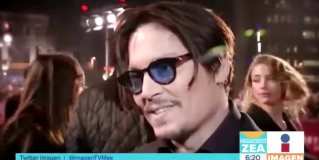 El actor Johnny Depp es demandado por dos ex guardias de seguridad