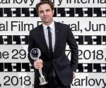 Premian a Pattinson con el Presidents Award en República Checa