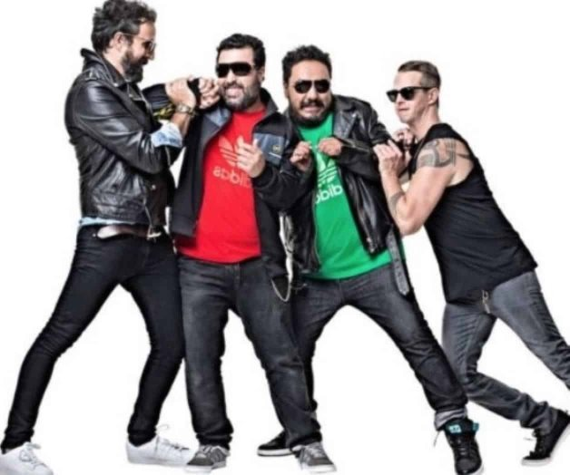 "Molotov estrena ""Gimme the power"""