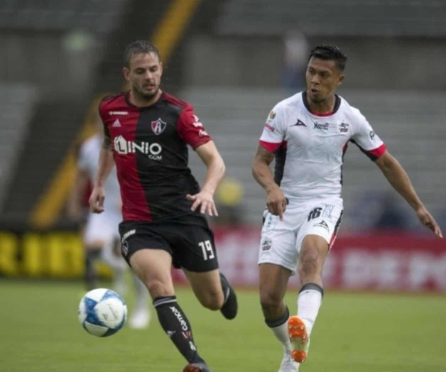 Atlas sigue sin anotar queda 0-0 con Lobos BUAP