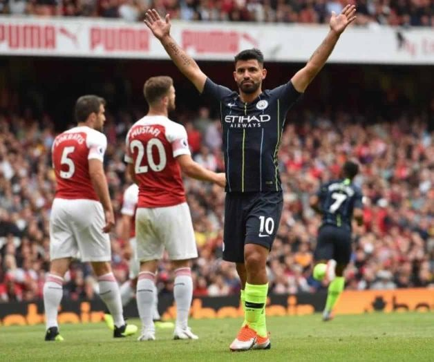 Manchester City derrota 2-0 al Arsenal