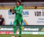 Anhelan Guillermo Ochoa y Lieja pase a Champions