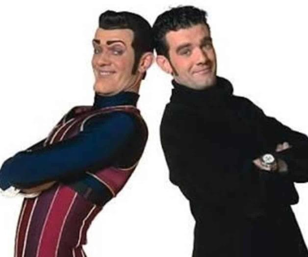 Muere actor de ´Lazy Town´