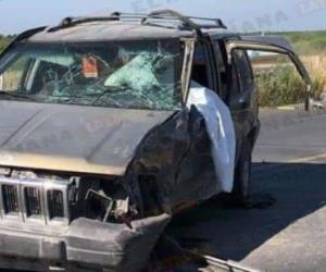 REYNOSA: Muere conductor responsable de accidente