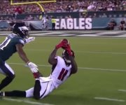 Philadelphia Eagles vs Atlanta Falcons