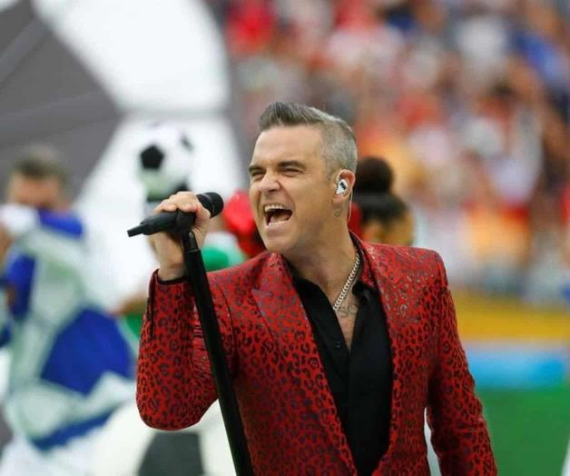 Es Robbie Williams padre por tercera vez