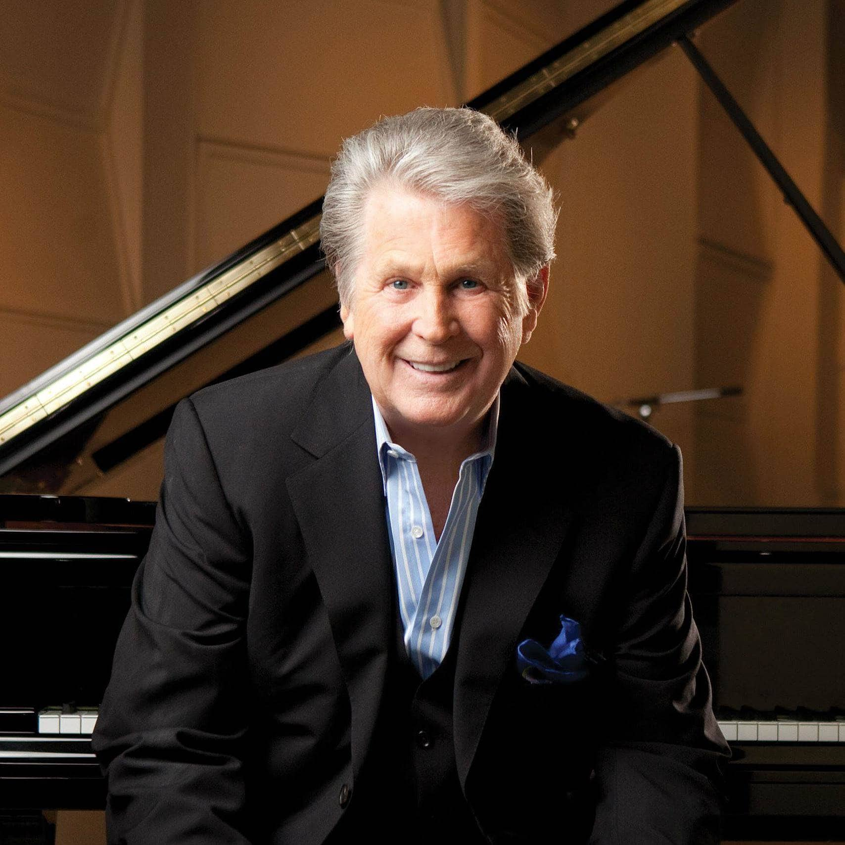 CANTANTE. Brian Wilson, fundador de The Beach Boys.