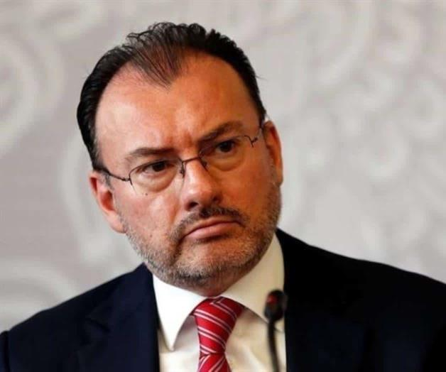Luis Videgaray realiza gira en Washington