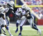 Con 3 touchdowns de Gordon, los Chargers superan a Bills