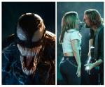 "🎬 Venom y ""A Star Is Born"" , un éxito en taquilla"