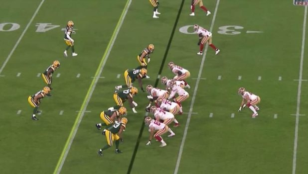 49ers vs. Packers   NFL 2018