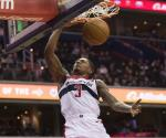 Wall y Beal guían triunfo de Wizards sobre Magic