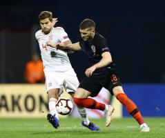 Croacia - España, en la UEFA Nations League