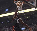 Raptors vence a Warriors en el extra