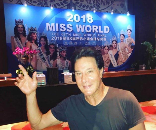 Regresa a Miss Mundo
