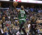 Irving luce y Celtics superan a Wizards