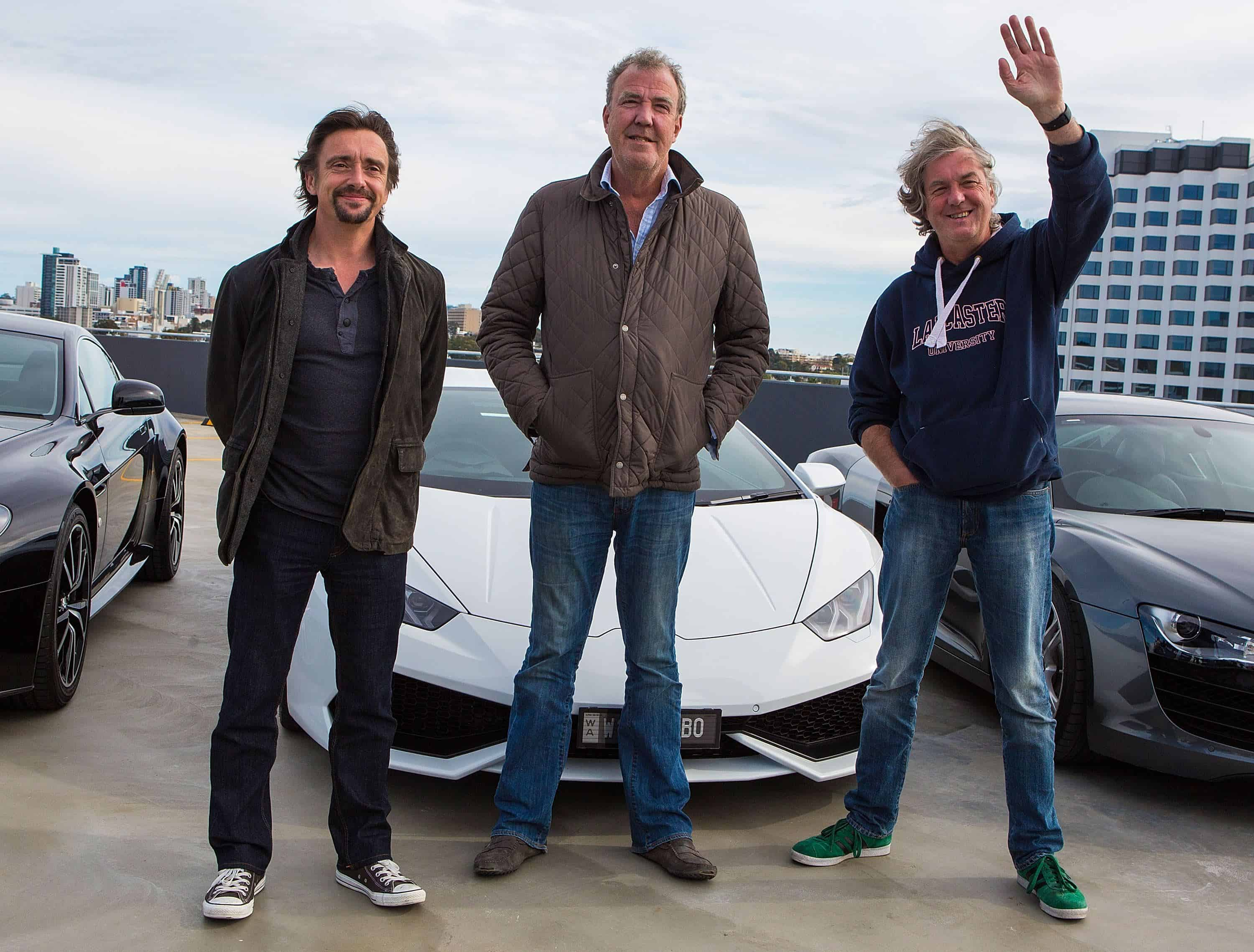 """The Grand Tour""."