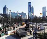 Tormenta invernal amenaza Atlanta en semana de Super Bowl