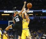 Propinan segunda derrota a Warriors