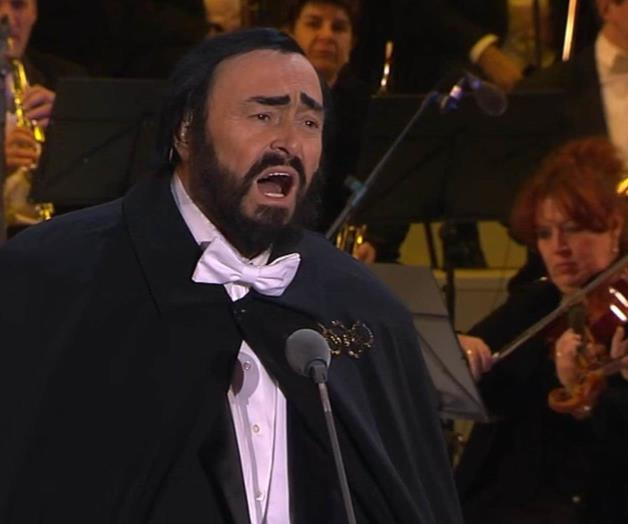 Lanzarán documental sobre Pavarotti