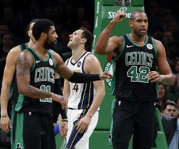 Boston vence a Indiana