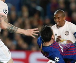 Barcelona vs Manchester United, 4tos. de Final (Vuelta)