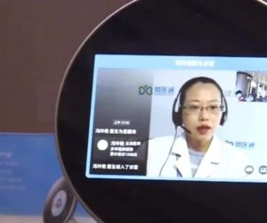 La inteligencia artificial llega a la medicina china