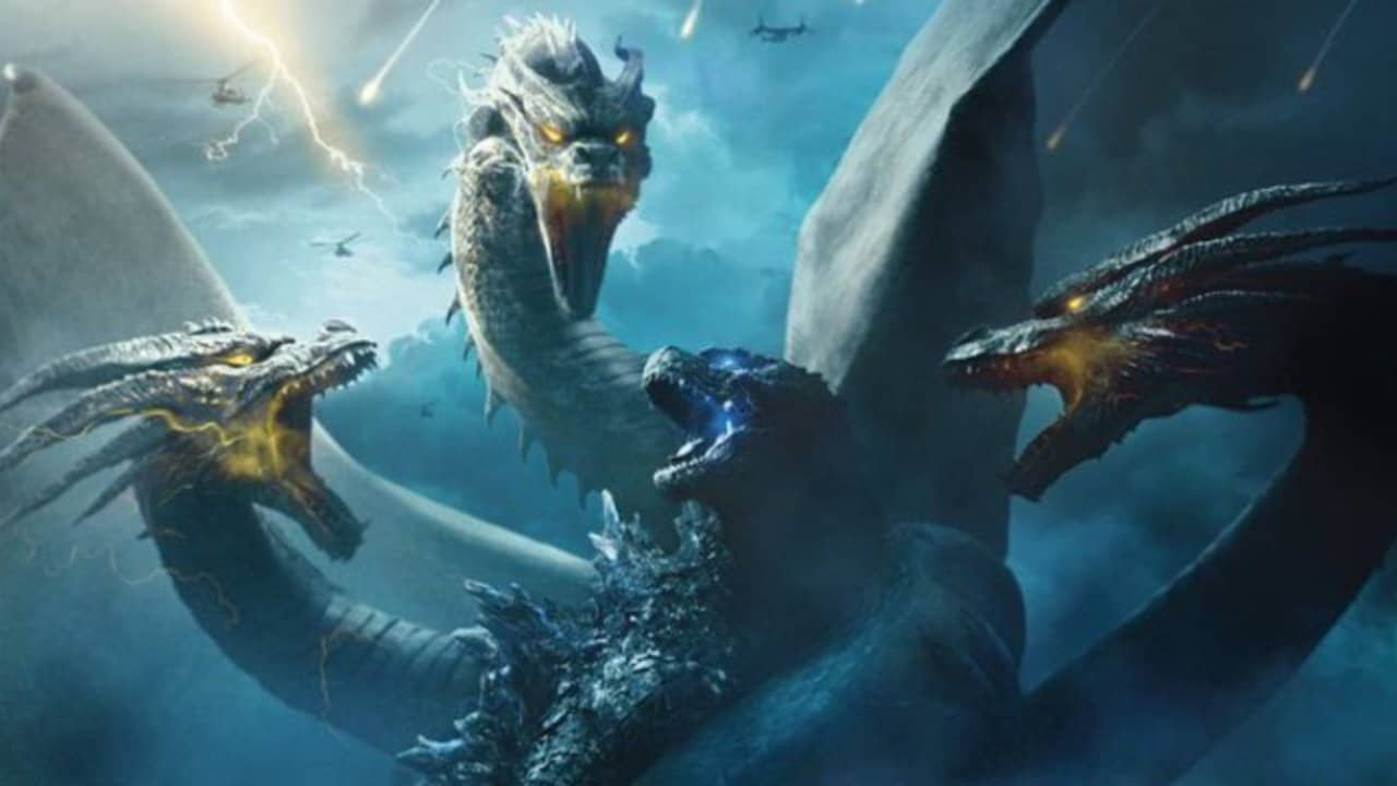 """Godzilla: King of the Monsters""""."""