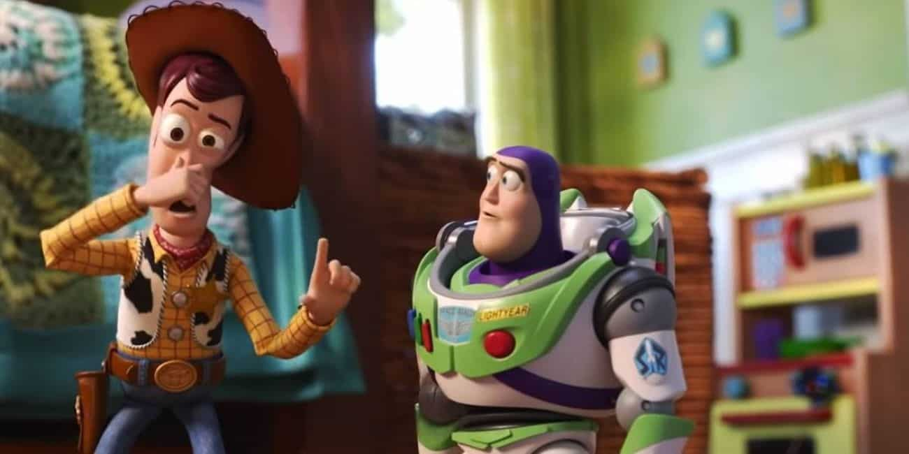 """Toy Story 4""""."""