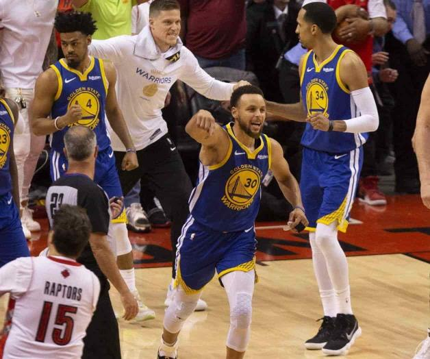 Warriors, a sobrevivir en Oracle