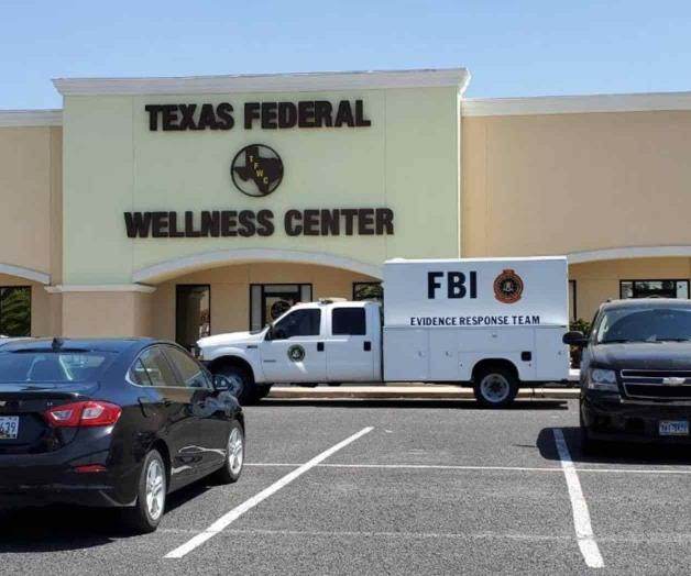 Catea FBI instalaciones de Federal Wellness Center