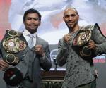 Luce Pacquiao impecable físico