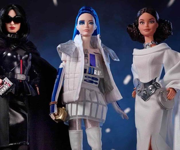 Barbies inspiradas en Star Wars