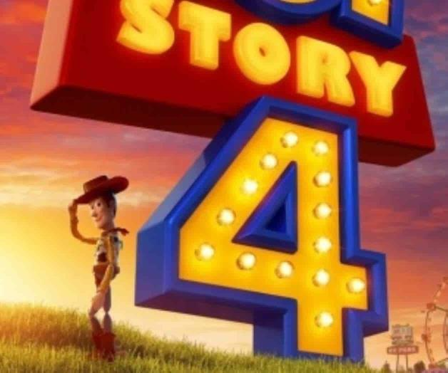 "Supera ""Toy Story 4"" los mil mdd en taquilla"