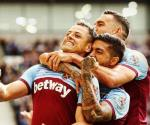 """Chicharito"" anota, pero West Ham empata frente a Brighton"