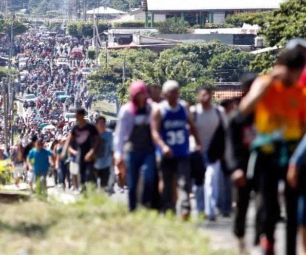 Los migrantes, un falso enemigo