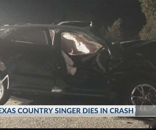 Muere cantante de country Kylie Rae Harris en accidente automovilístico