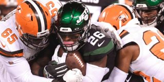 Monday Night Football: Se impone Cleveland a los Jets