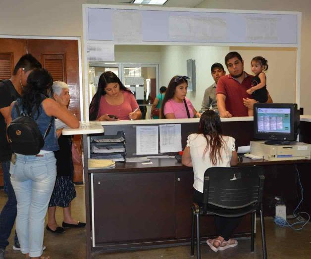 Aumenta demanda en el Registro Civil