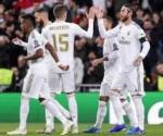 Real Madrid aplasta al Eibar