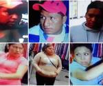 Intercambian fotos y videos de ladrones