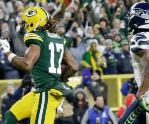 Green Bay vence 28-23 a los Seahawks