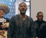 Con mariachi, Will Smith y Martin Lawrence cantan Bad Boys