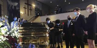 Funeral de George Floyd en Minneapolis