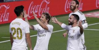 Golea Real Madrid 3-0 al Valencia